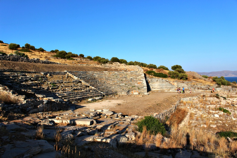 Thorikos theatre