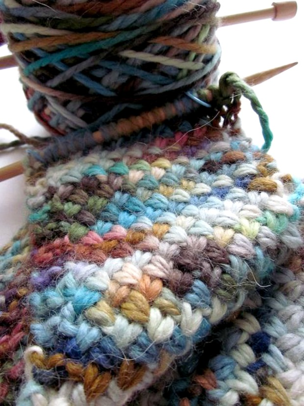 Knitting Cool Stitches : Merely MerelKNITTING PROGRESS AND IDEAS - Merely Merel