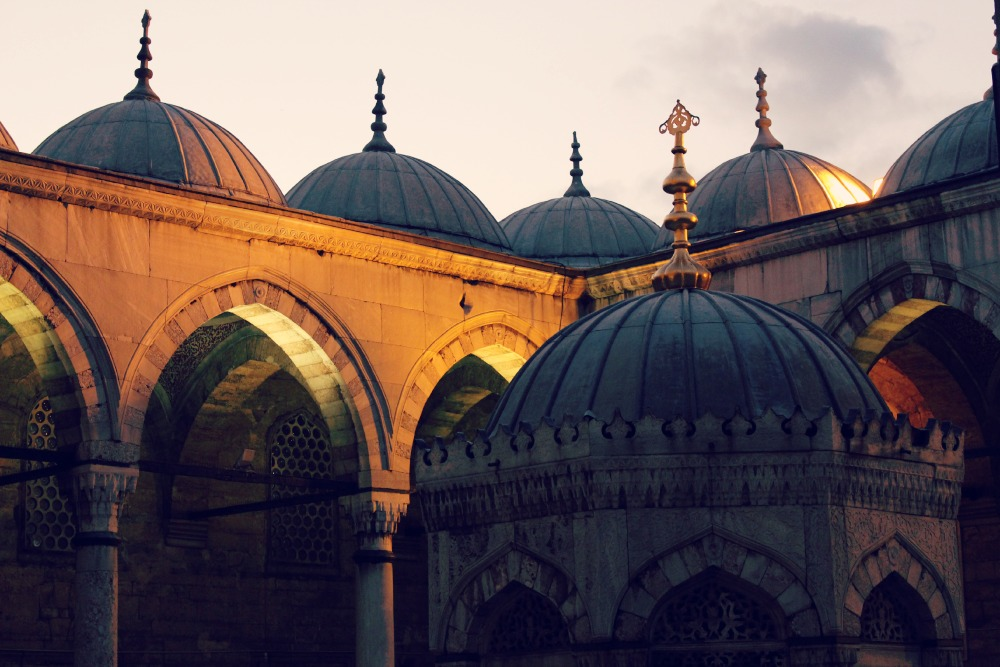 Istanbul new mosque