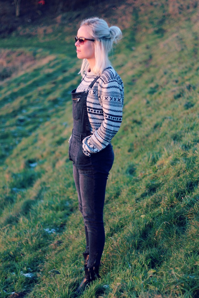 dungarees winter