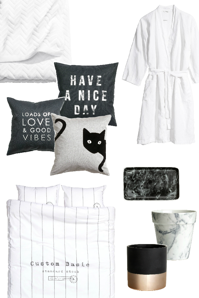 H&M home