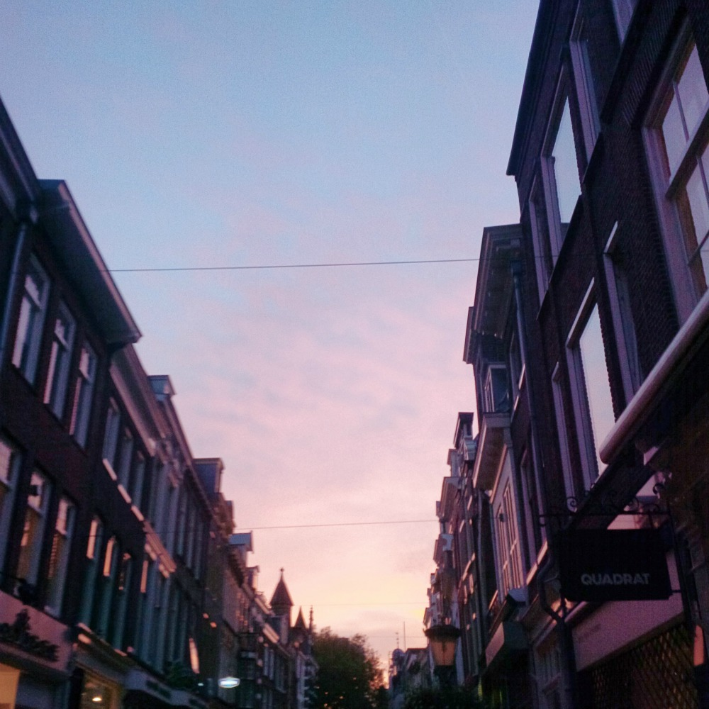 Utrecht sunset