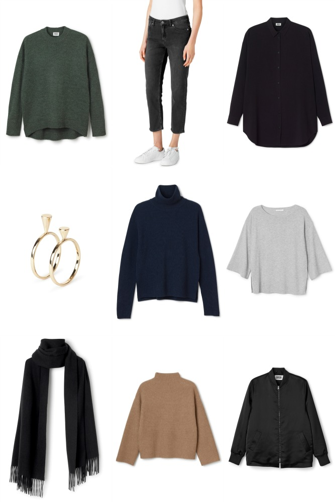 Weekday favorites