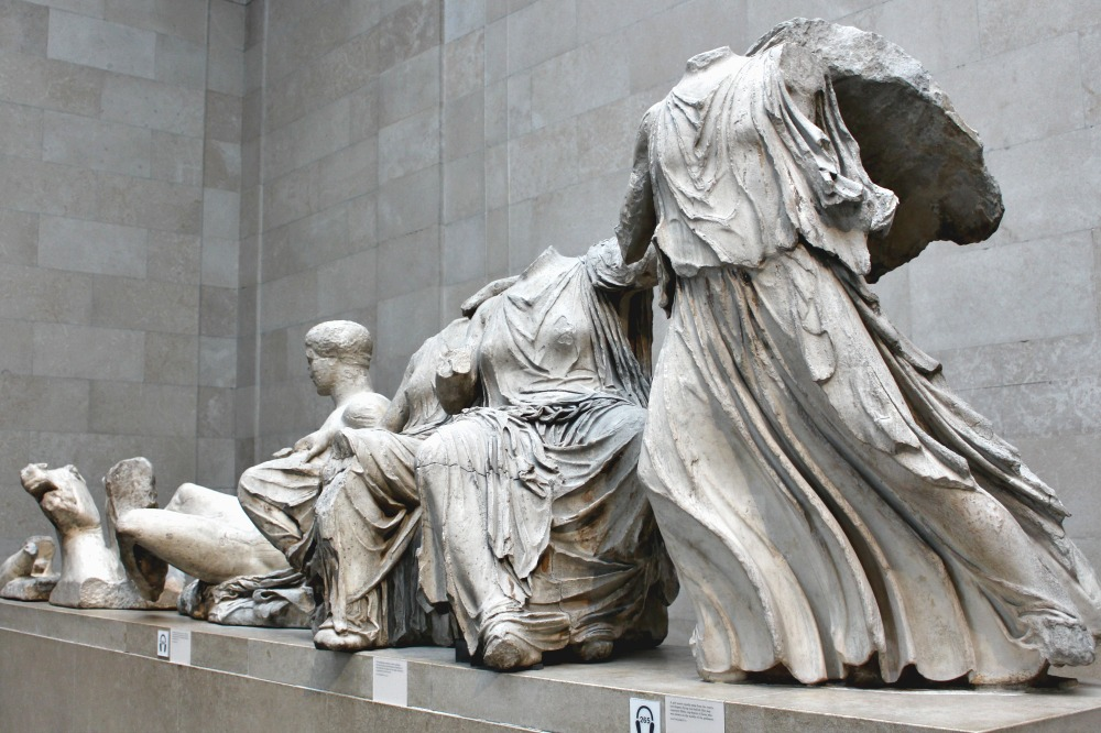 Parthenon pedimental sculptures