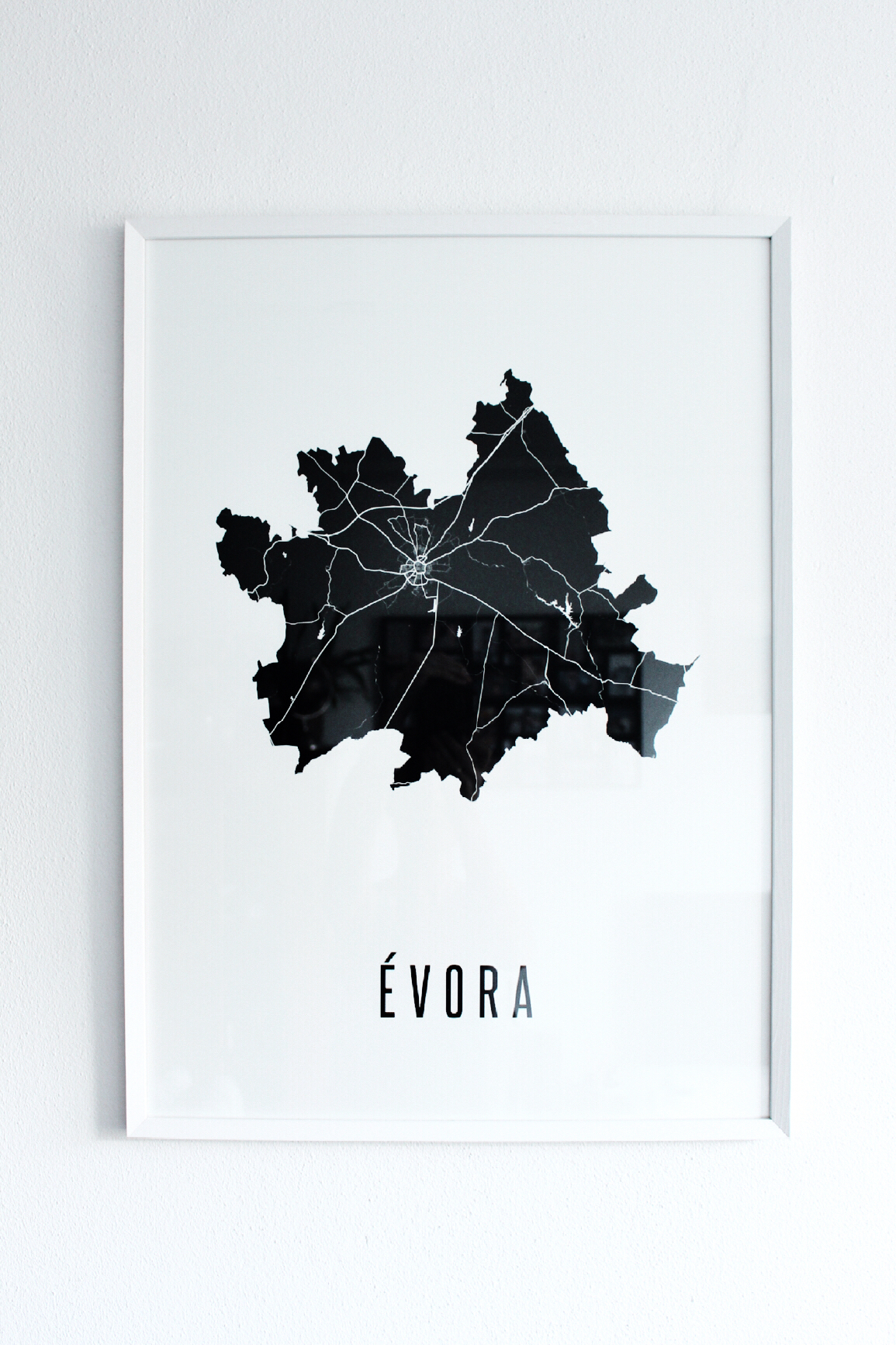 city map posters